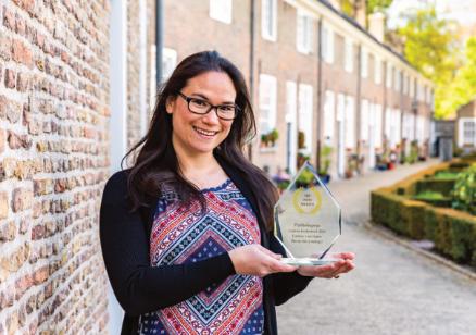 Lindsay van Ooijen - Beertje het is bedtijd! winnaar The Indie Awards leukste kinderboek 2020 - Schoonderwoert Fotografie
